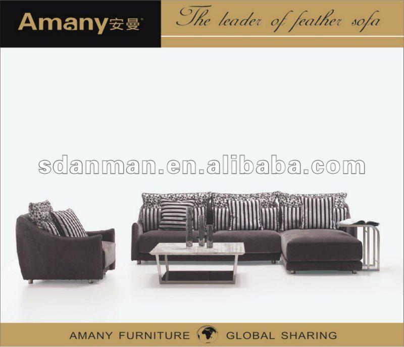 Economic home use new designs 2012 fabric sofa A9795