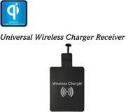 Зарядное устройство для мобильных телефонов QI for Iphone 4 Dock Station Wireless Chargers Transmitter Pad Mat & For Samsung Galaxy Note 2 N7100 Charging Wireless Receiver