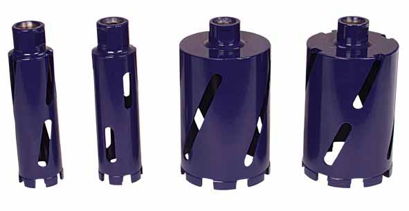 Diamant forage bit chine tool set 127 mm * 150 mm bien manuel équipement de forage