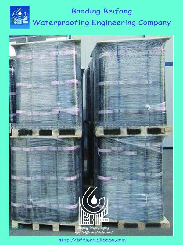 SBS polymer modified bitumen waterproofing rubber roof coating