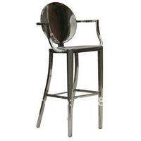 Стул с металлическим каркасом KONG Armchair Black, Modern Chair, Home Furniture, Relaxing Chair, Design Chair
