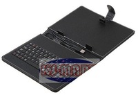Чехол для планшета Russian keyboard leather cover case with bracket+touch pen+usb port for 8 inch tablet pc/MID TA016