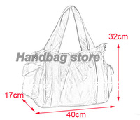 Маленькая сумочка Korean Style lady leather bag Large Capacity handbags Fashion cross body bag non woven shopping bag 5270
