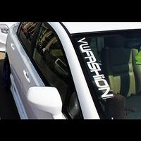 Наклейки JHcity vw scirocco gti r vwfashion windshied ,