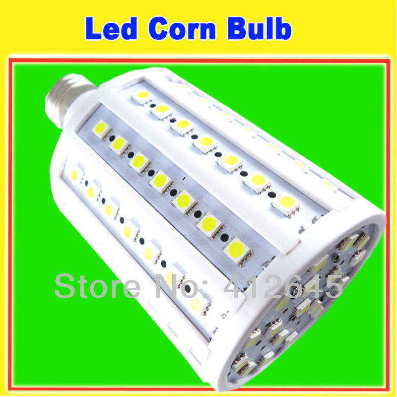 18W corn bulb side view