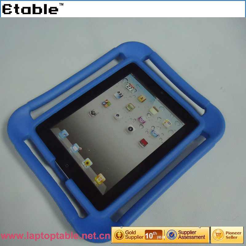 sturdy anti-drop protective case for 9.7 inch ipad or tablet pc