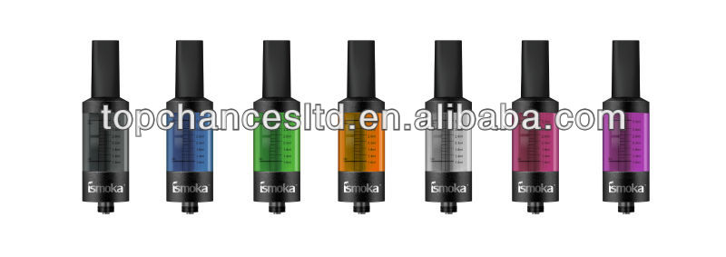 2013 Wholesale mini Clearomizer iSmoka BCC for e cigarette