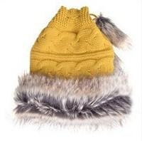 Многофункциональный снег шляпа шеи обернуть принцесса шляпы шесть цветов для выбора