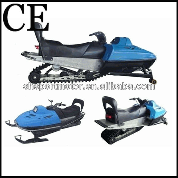 400cc Snowmobile snow scooter