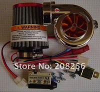 Mini electric turbocharger Mini car kit