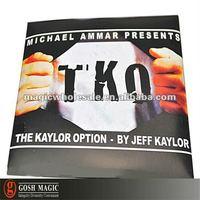 Игрушка для фокусов Goshmagic 10pcs/lot, TKO Kaylor , 2010 + DVD, 060047