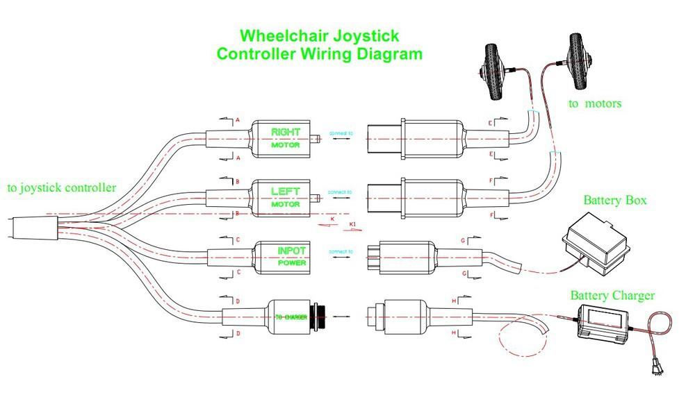 wheelchair wiring diagram wiring diagram tools Motorcycle Wiring Diagram