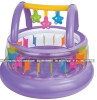 Надувной батут Inflatable house bouncy castle Inflatable Bounce Trampoline Bouncer baby Leap the bed &pump