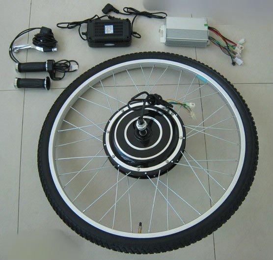 brushless fashionable E-bicycle spoke motor kit