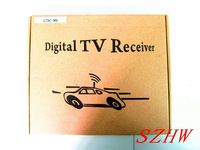 ATSC-MH CAR DIGITAL TV RECEIVER  for USA, Canada etc North America Country, Car TV tuner Support ATSC-MH, free shipping