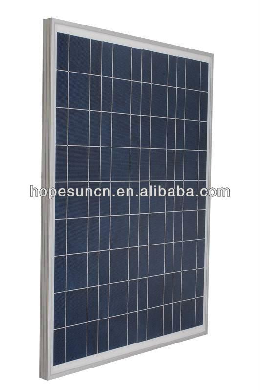 cheapest polycrystalline 80W solar panel,solar module