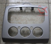 Car refitting DVD frame, DVD panel, Dash Kit, Fascia, Radio Frame, Audio frame for 2010 FORD Focus combination, 2din