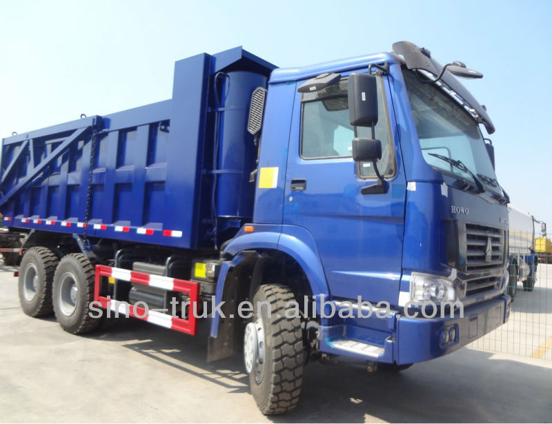 Howo 6x4 Dump Trucks For Sale