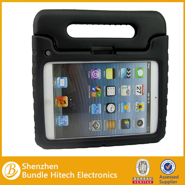 kids shockproof case for ipad mini retina,for ipad mini 2 EVA case