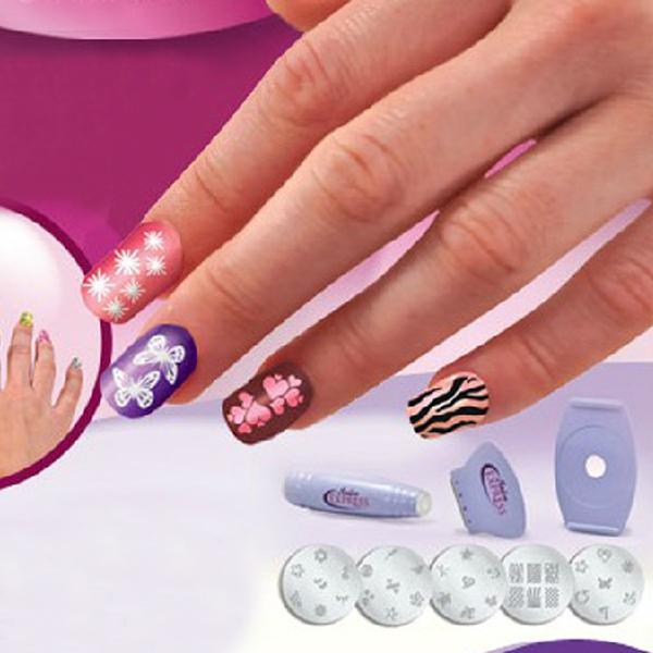 Дизайн ногтей принтер