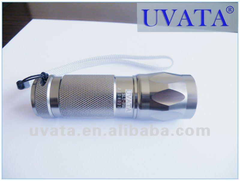 LED UV flashlight