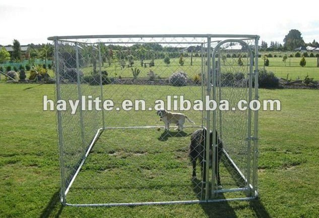steel pet cage dog kennel