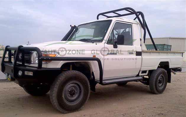 Toyota Land Cruiser 4x4 Accessories Toyota Land Cruiser Hzj79 4x4