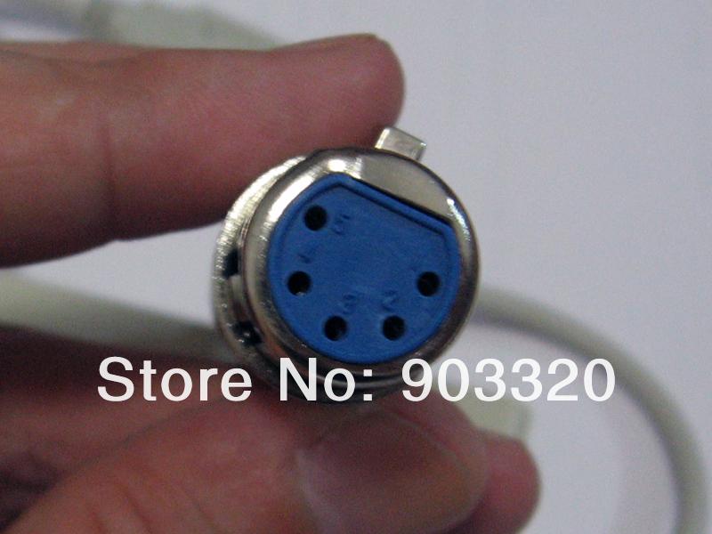 Купить 5 pins DMX512 Интерфейс USB/USB для DMX Dongle/Адаптер, Enttec Pro для Свет Этапа Установки
