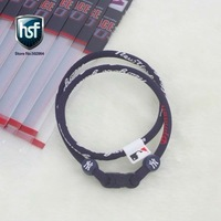 2012 high quality  Red Texas Rangers braided sports healthy  titanium baseball necklace --free shipping
