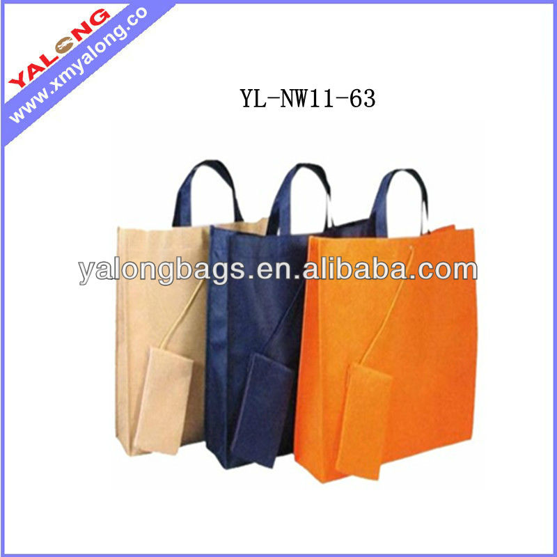 Fashion Style Colorful Non Woven Shopping Bag