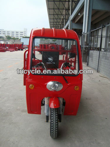 Made in China motorcycle truck 3-wheel tricycle motorcycle