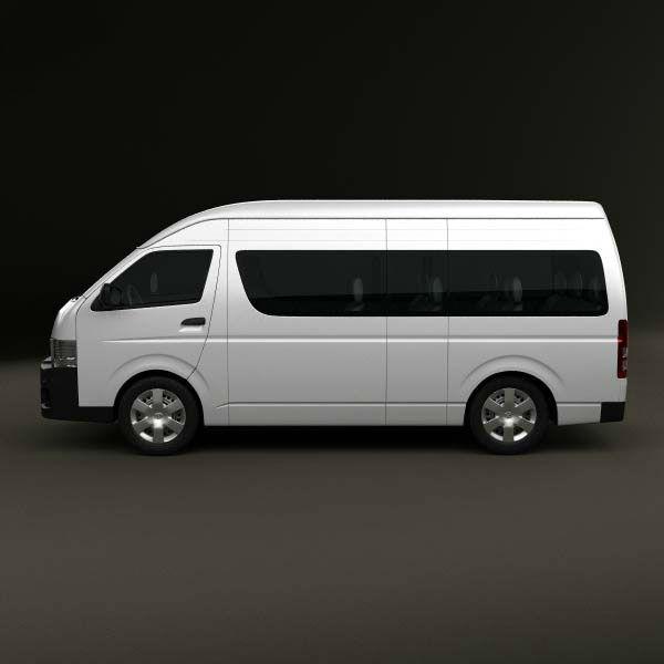 2012 Toyota Hiace VAN (LHD) DIESEL, 94405