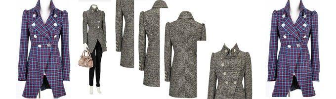 Manteau pour les dames 5