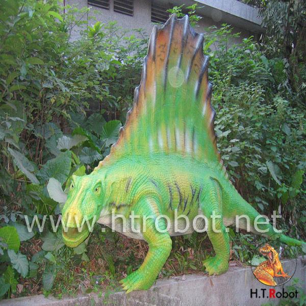 Amusement park Triceratops Animatronic Dinosaur