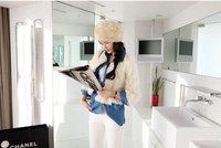 Женская одежда из меха TOPFUR s EMS /retail TF36