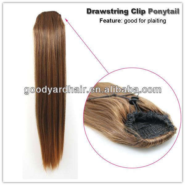 hair string wrap machine