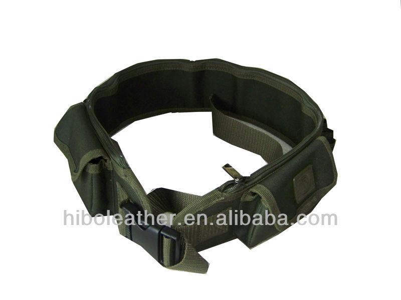 Nylon cartridge belt