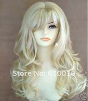Free Shipping>>>> Y02-D Fashion Long Curly Women's Lady's made Hair Wig