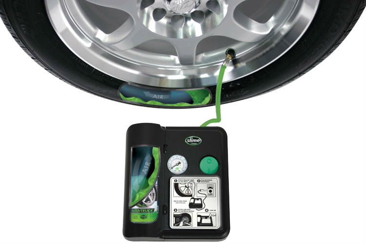 Car Tire Repair Tool SLIME SAFETY REPAiR SLIME 50056 Spare Tire