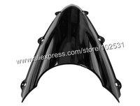 Ветровое стекло для мотоцикла Black Motorcycle Windshield WindScreen Yamah R1 04-06 YZF 1000 R1 Y372