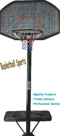 Portable Basketball Stand Set