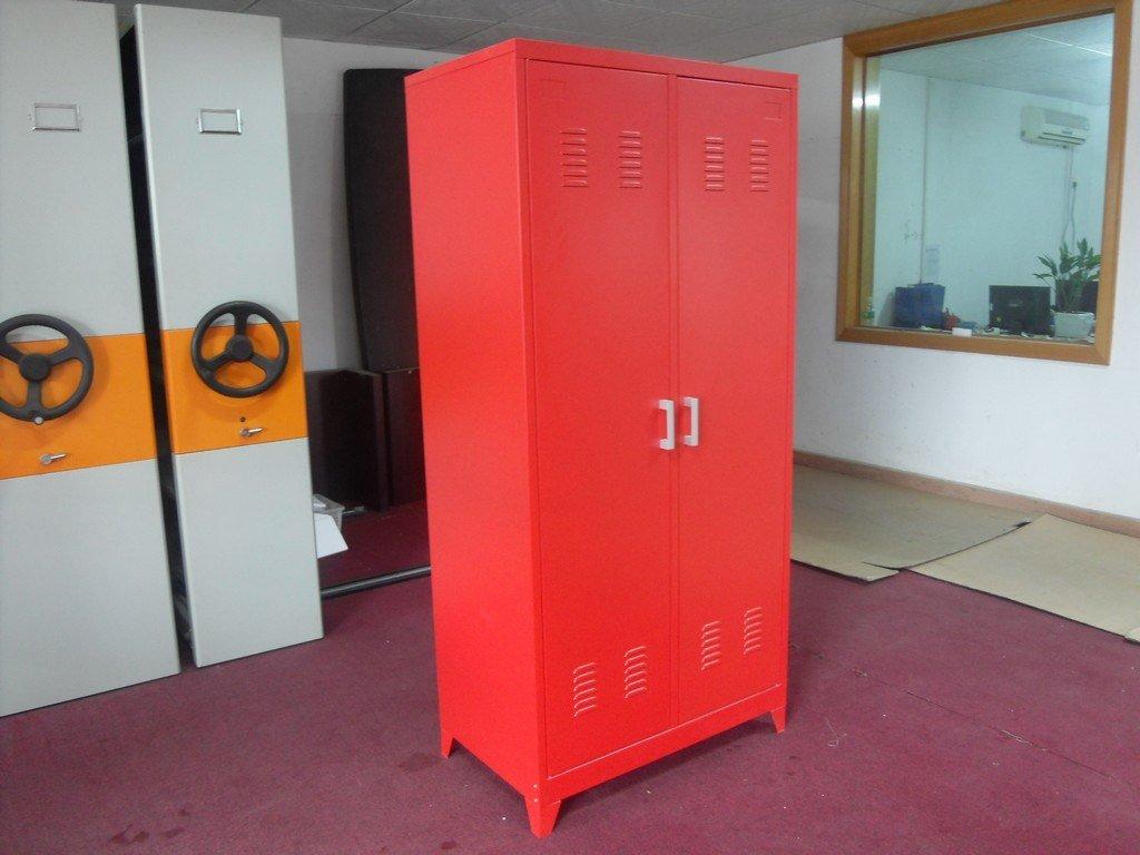 Quattro Hot Cupboard Stainless Steel  Double Door  Holds