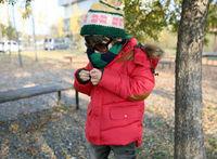Пуховик для мальчиков 5pcs/lot baby boys winter down coat kids Warm outdoor jacket thicken Cotton-Padded outerwear