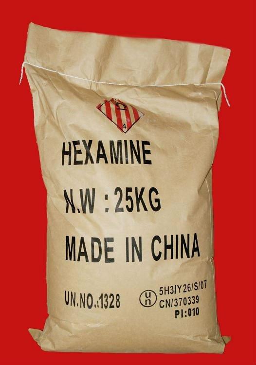 Hexamine 99 % min