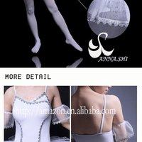 Женская одежда 2012 new design white swan lake ballet tutu MAM-0053