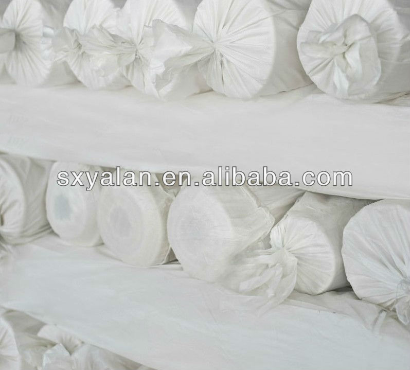 100% cotton fabric for hometextile and hotel