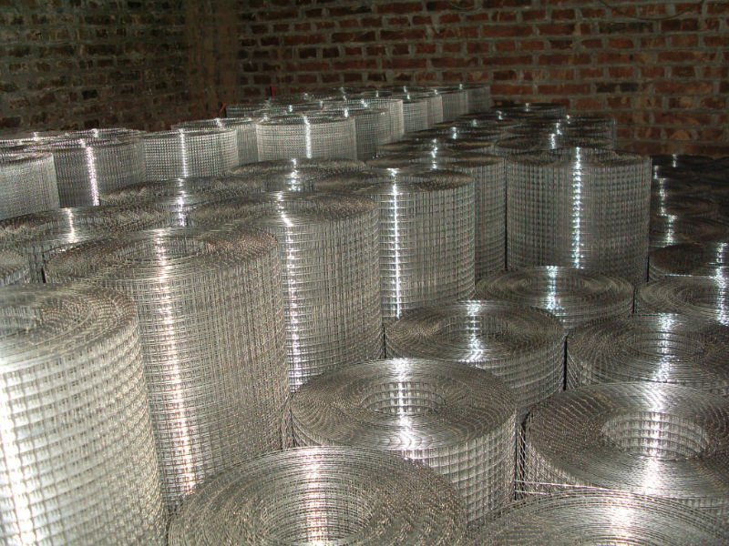 Hot! Factory provide welding construction wire mesh