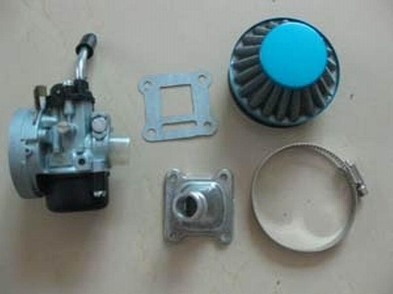 49cc performance air cooled carburetor sets