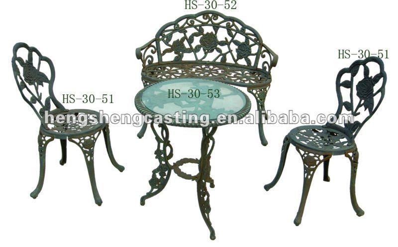 Cast Aluminum High Quality Cast Aluminum Outdoor Furniture
