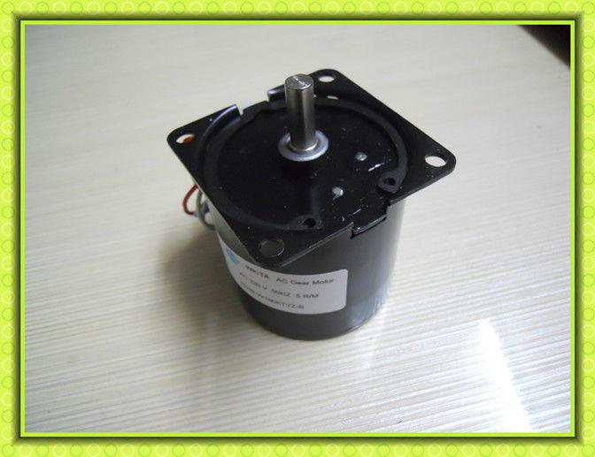 120v 230v ac synchronous gear motor